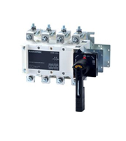 Socomec manual changeover switches from 63 to 3150 a.